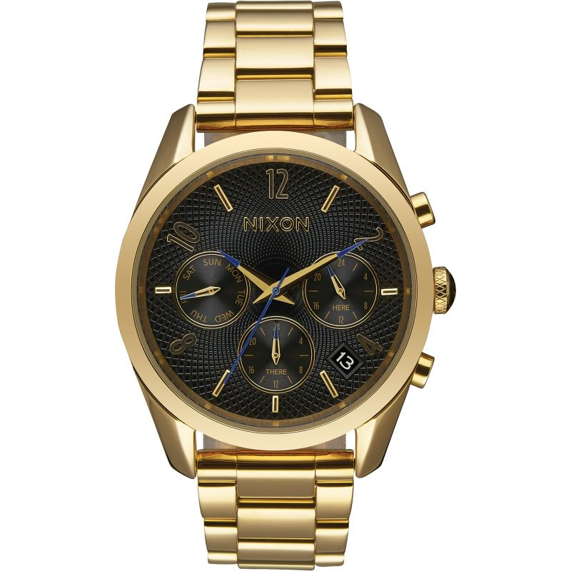 Ladies Nixon The Bullet Chrono 36 Chronograph Watch