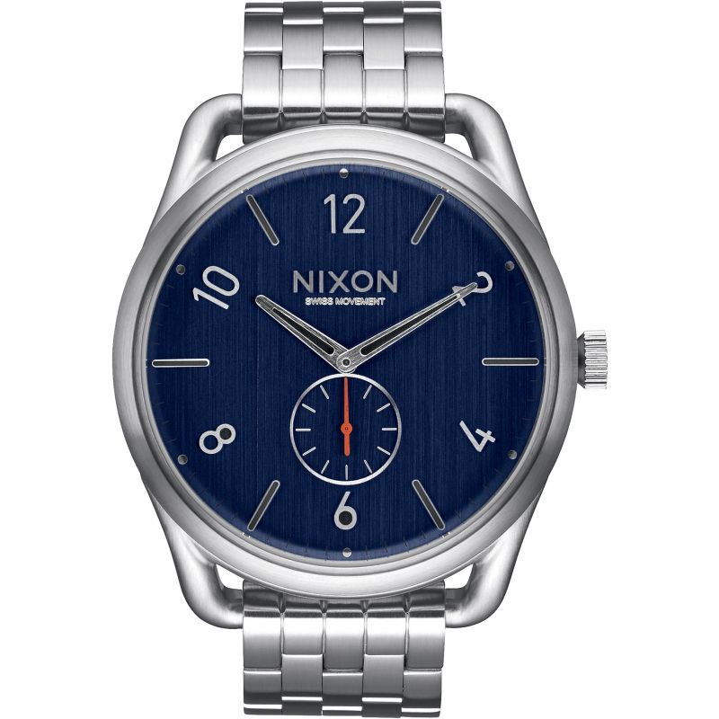 Mens Nixon The C45 SS Watch A951-307