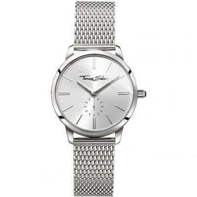 Thomas Sabo Eternal Woman Damklocka Silver WA0248-201-201-33MM