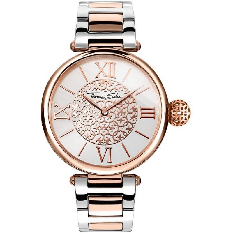 Ladies Thomas Sabo Karma Watch WA0257-277-201-38MM