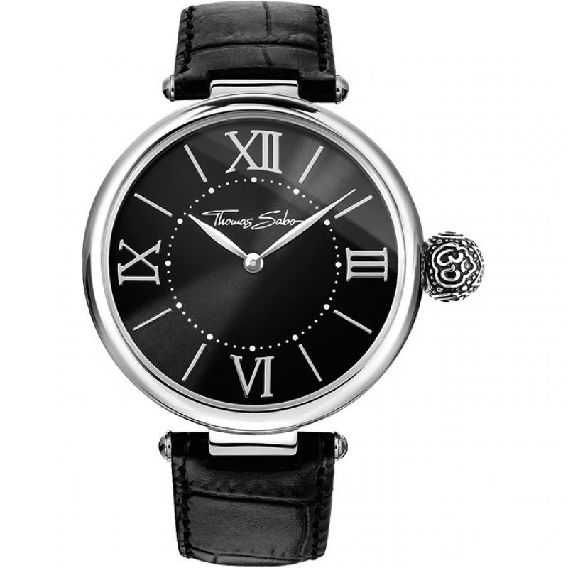 Ladies Thomas Sabo Karma Watch WA0260-218-203-38MM