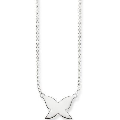 Biżuteria damska Thomas Sabo Jewellery BUTTERFLY NECKLACE KE1481-001-12-L42V