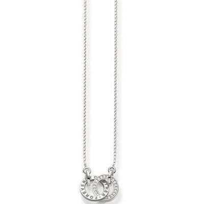 Thomas Sabo TOGETHER FOREVER NECKLACE KE1488-051-14-L45V