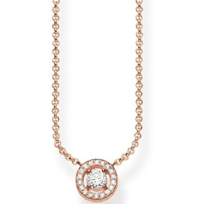 Joyería para Mujer Thomas Sabo Jewellery Glam & Soul Light of Luna Necklace KE1494-416-14-L45V