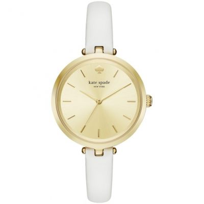 Kate Spade New York Holland Damenuhr in Weiß KSW1117
