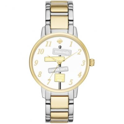 Kate Spade New York Gramercy Damenuhr in Zweifarbig KSW1129
