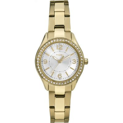 Timex City Dameshorloge Goud TW2P80100