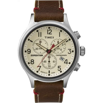Mens Timex Expedition Chronograph Watch TW4B04300