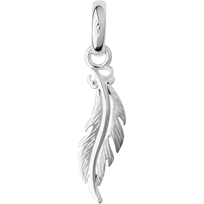 Ladies Links Of London Sterling Silver British Summer Feather Charm 5030.2440