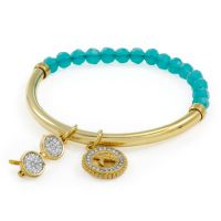 Juicy Couture Jewellery JET SET BRACELET JEWEL
