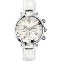 Ladies Versace Reve 41mm Chronograph Watch VAJ020016