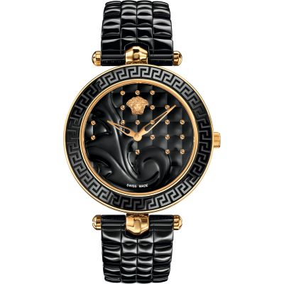 Ladies Versace Vanitas Ceramic 40 Mm Watch VAO040016