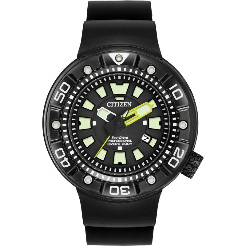 Mens Citizen Promaster Divers Watch BN0175-19E
