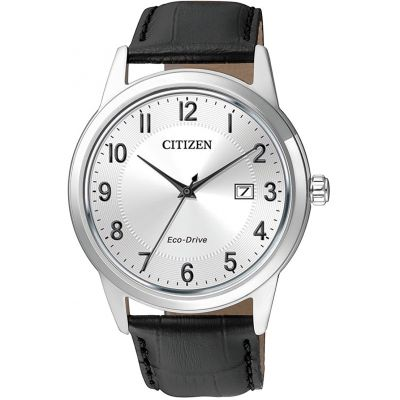 Citizen Dress Herrenuhr in Schwarz AW1231-07A