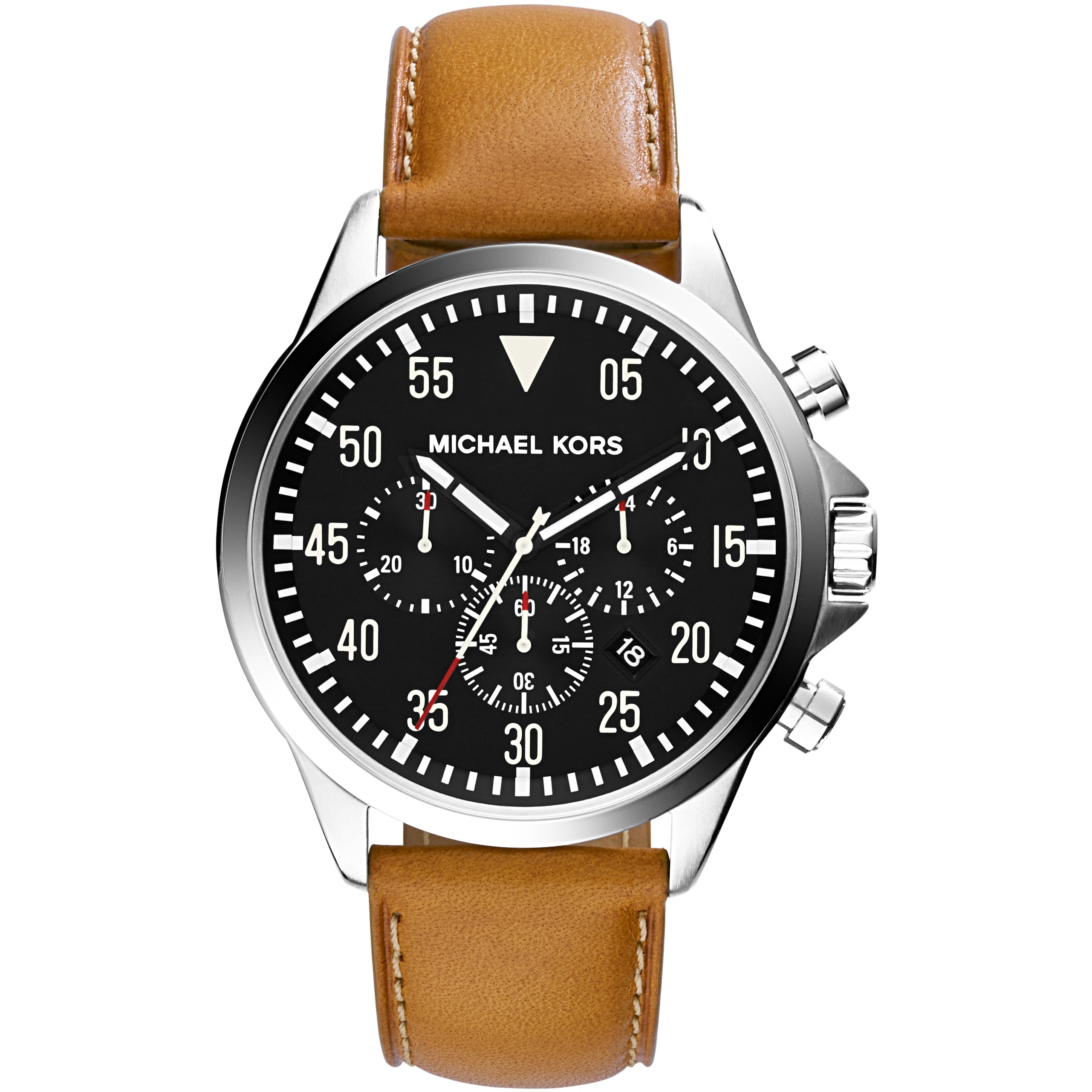 320613f8d75e Gents Michael Kors Gage Chronograph Watch (MK8333)