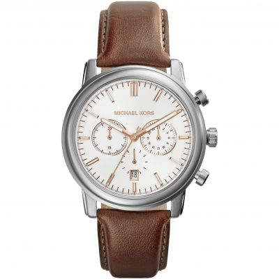 Mens Michael Kors Landaulet Chronograph Watch MK8372
