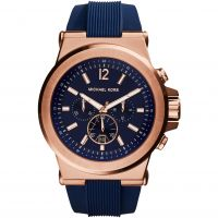 Mens Michael Kors Dylan Chronograph Watch MK8295