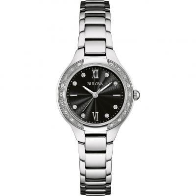 Ladies Bulova DIAMOND Watch 96W207