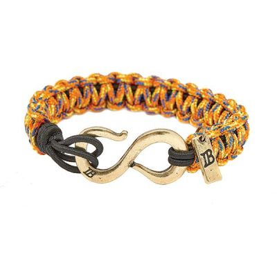 Icon Brand Unisex Must Have Bracelet Basmetall LE1116-BR-MUL
