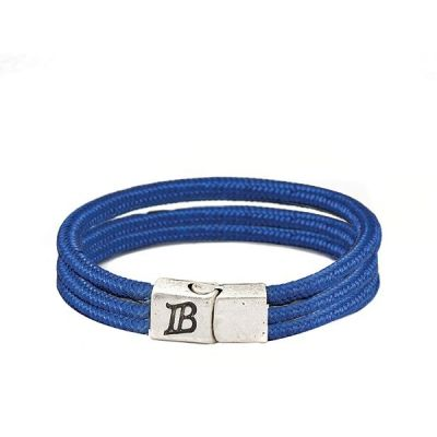 Icon Brand Base metal Tried N True Bracelet LE1117-BR-NVY