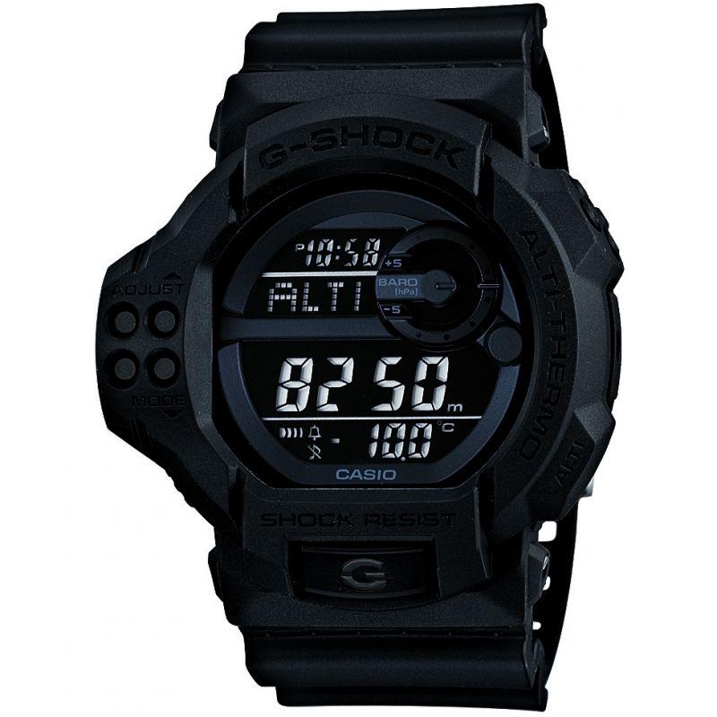 Mens Casio G-Shock Altimeter Thermometer Alarm Chronograph Watch