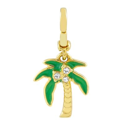 Gioielli da Donna Juicy Couture Jewellery Palm Tree Charm WJW954-710-U