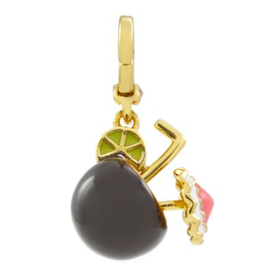 Gioielli da Donna Juicy Couture Jewellery Mai Tai Charm WJW958-710-U