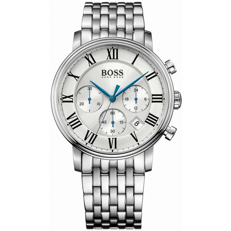 Mens Hugo Boss Elevation Chronograph Watch