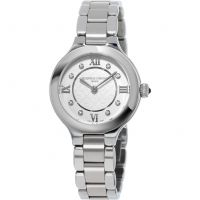 Ladies Frederique Constant Classics Delight Diamond Watch FC-200WHD1ER36B