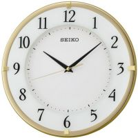 Seiko Clocks Wall Alarm Clock QXA658G