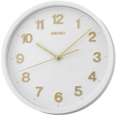 Seiko Clocks Wall Alarm Clock QXA660W
