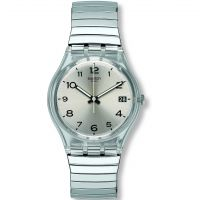 Unisex Swatch Originals Gent -Silverall S Watch