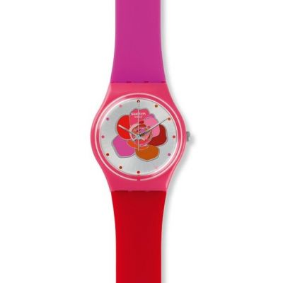 Swatch Originals Gent -Only For You Dameshorloge Roze GZ299