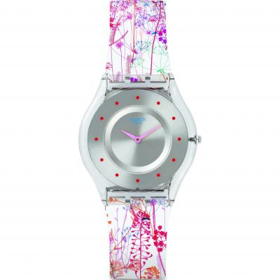Ladies Swatch Skins -Jardin Fleuri Watch SFE102