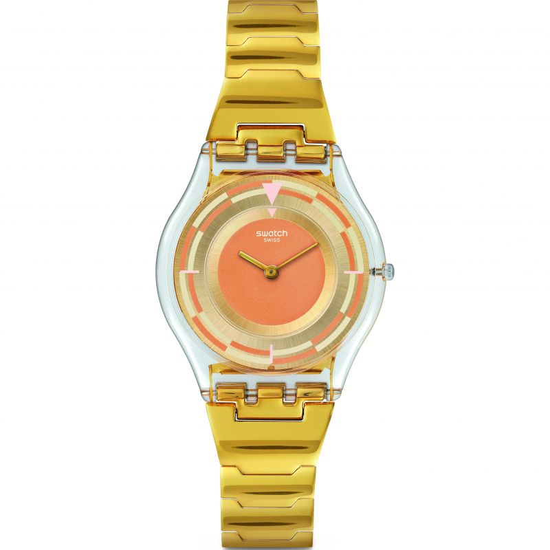 Ladies Swatch Skins -Schupe Watch SFE104G