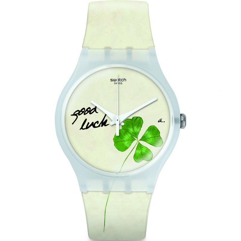 Unisex Swatch New Gent -Exceptionnel Watch SUOW119