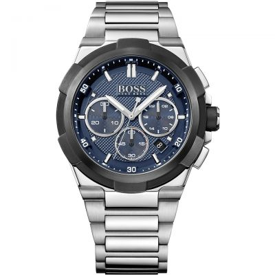 Hugo Boss Supernova Supernova Herrenchronograph in Silber 1513360