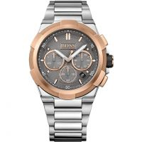 Mens Hugo Boss Supernova Chronograph Watch 1513362
