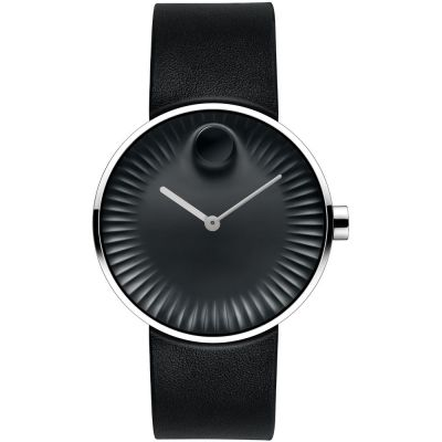 Mens Movado Edge Watch 3680002