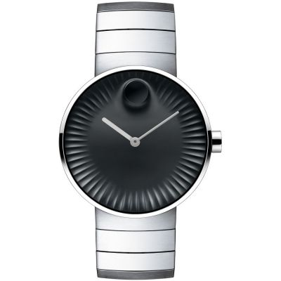 Mens Movado Edge Watch 3680006