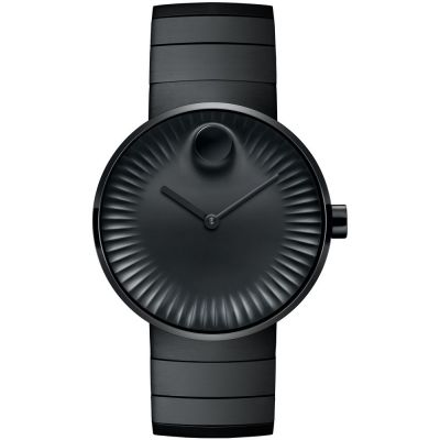 Mens Movado Edge Watch 3680007