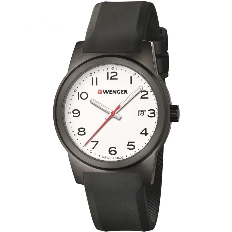 Mens Wenger Field Color Watch 010441150