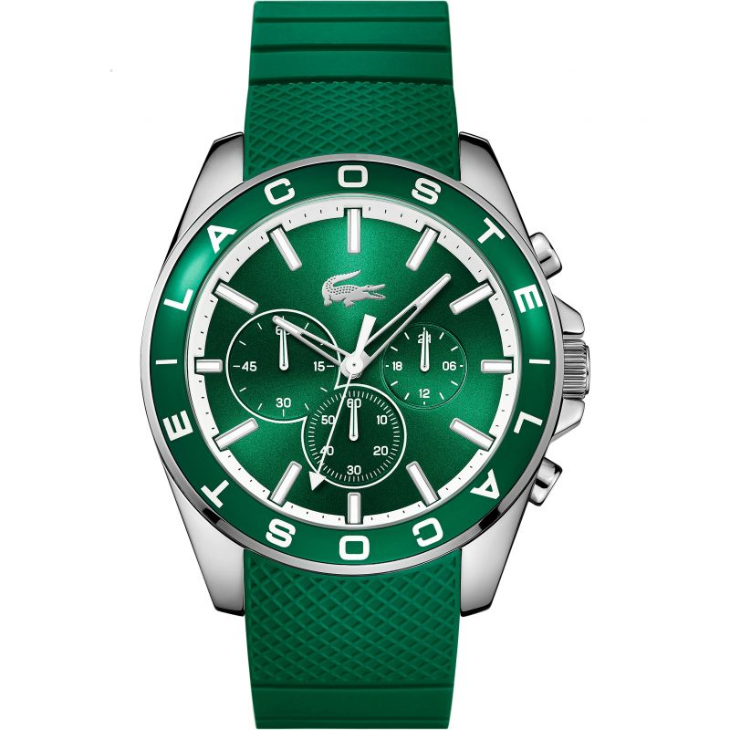 Mens Lacoste Westport Chronograph Watch