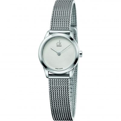 Ladies Calvin Klein Minimal 26mm Watch K3M2312Y
