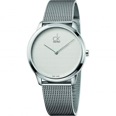 Mens Calvin Klein Minimal 40mm Watch K3M2112Y