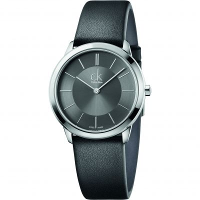 Unisex Calvin Klein Minimal 35mm Watch K3M221C4