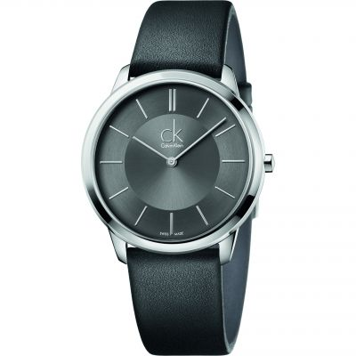 Mens Calvin Klein Minimal 40mm Watch K3M211C4
