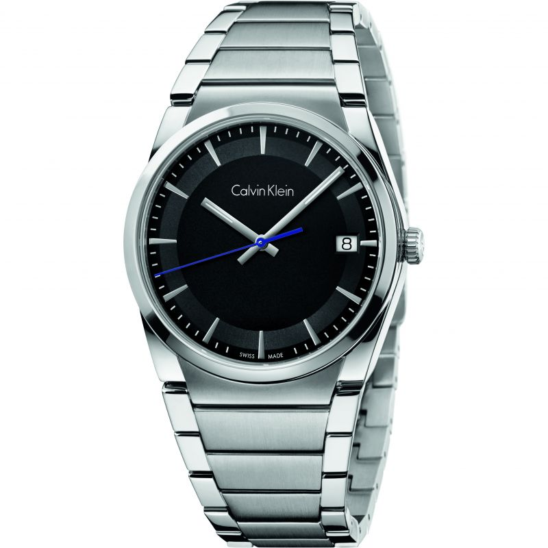 Mens Calvin Klein STEP Watch