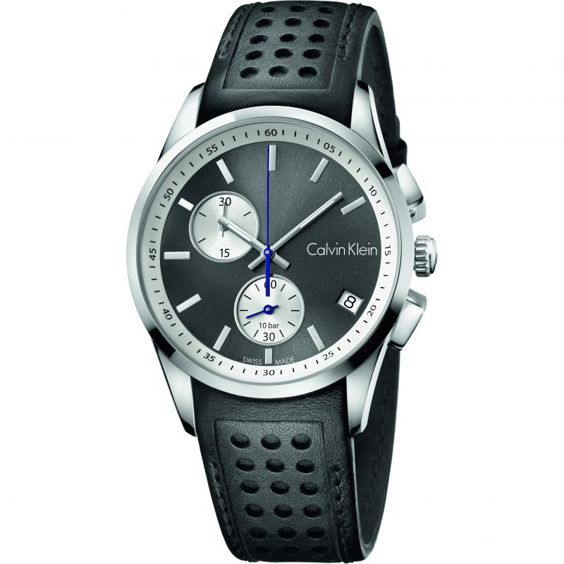 Mens Calvin Klein BOLD Chronograph Watch
