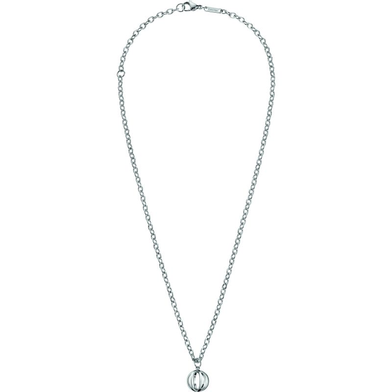 Ladies Calvin Klein Stainless Steel Show Necklace KJ4XMN000300